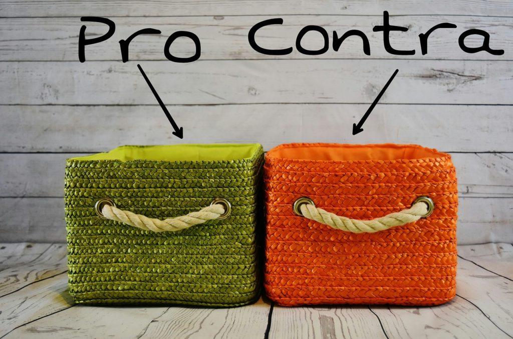Pro & Kontra